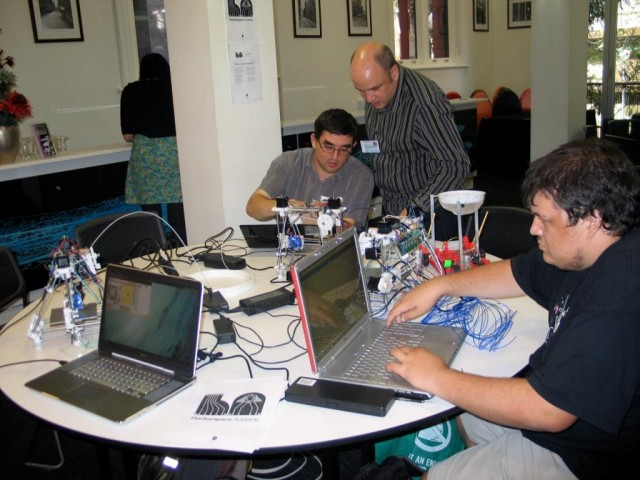 Hackerspace Adelaide in action
